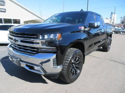 2019 Chevrolet Silverado 1500 for sale at Dam Auto Sales in Sioux City IA