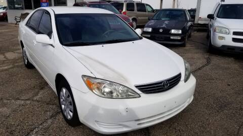 2005 Toyota Camry for sale at MQM Auto Sales in Nampa ID