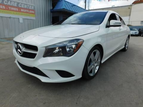 2015 Mercedes-Benz CLA for sale at AMD AUTO in San Antonio TX