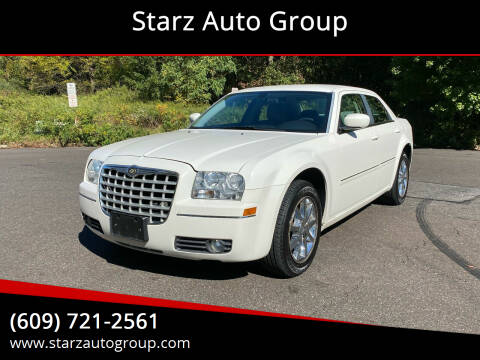 2007 Chrysler 300 for sale at Starz Auto Group in Delran NJ