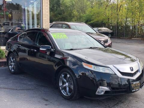 2011 Acura TL for sale at Perfect Auto Sales in Palatine IL