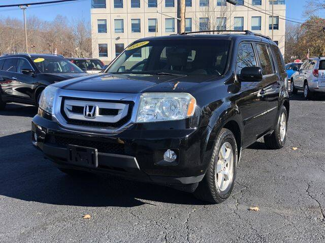 2009 Honda Pilot for sale at All Star Auto  Cycle in Marlborough MA