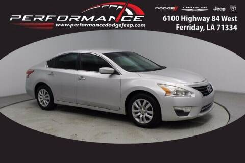 2013 Nissan Altima for sale at Performance Dodge Chrysler Jeep in Ferriday LA