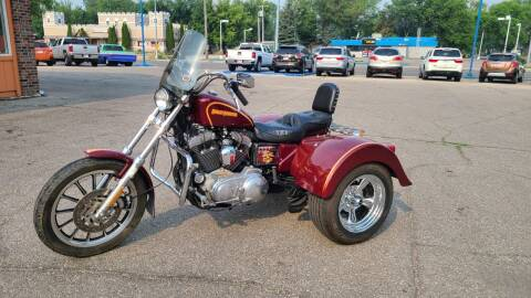 2001 Harley-Davidson XLH1200 Sportster 1200 for sale at Twin City Motors in Grand Forks ND