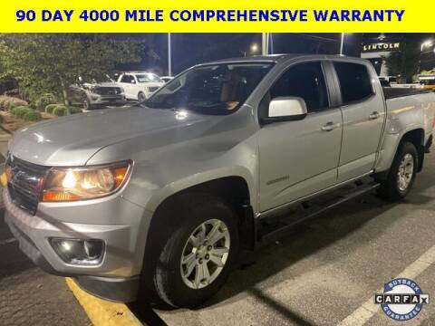 2015 Chevrolet Colorado for sale at PHIL SMITH AUTOMOTIVE GROUP - Tallahassee Ford Lincoln in Tallahassee FL