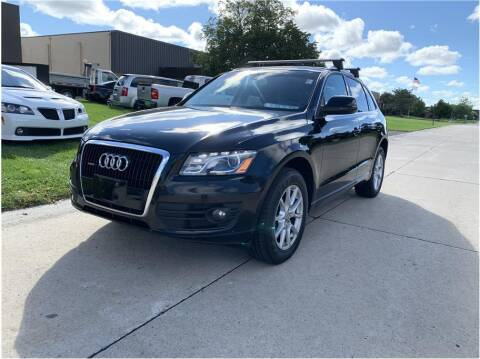 2010 Audi Q5 for sale at Metro Car Co. in Troy MI