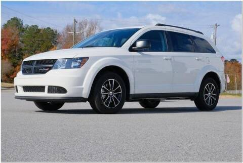 2018 Dodge Journey for sale at WHITE MOTORS INC in Roanoke Rapids NC