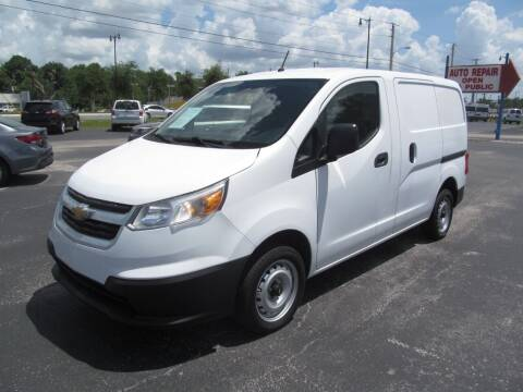2017 Chevrolet City Express Cargo for sale at Blue Book Cars in Sanford FL
