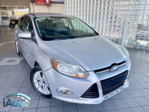 2012 Ford Focus for sale at iAuto in Cincinnati OH