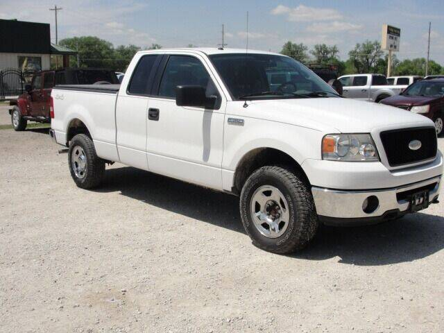 2006 Ford F-150 for sale at Frieling Auto Sales in Manhattan KS