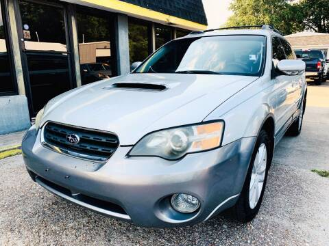 2005 Subaru Outback for sale at Auto Space LLC in Norfolk VA