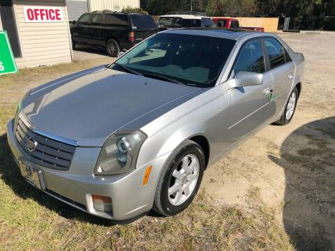 2005 Cadillac CTS for sale at Hwy 80 Auto Sales in Savannah GA