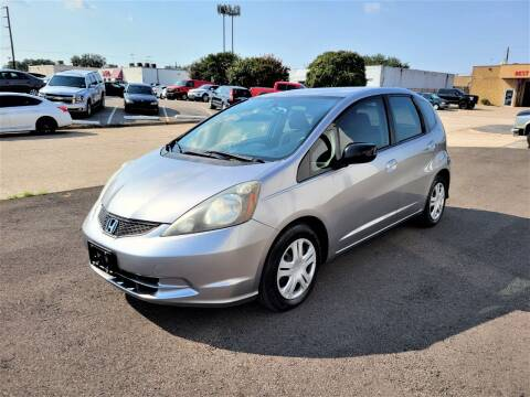 2009 Honda Fit for sale at Image Auto Sales in Dallas TX