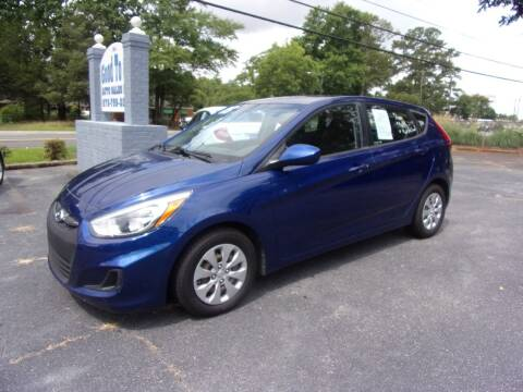 2015 Hyundai Accent for sale at Good To Go Auto Sales in Mcdonough GA