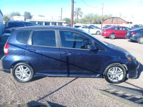 2008 Honda Fit for sale at 1ST AUTO & MARINE in Apache Junction AZ
