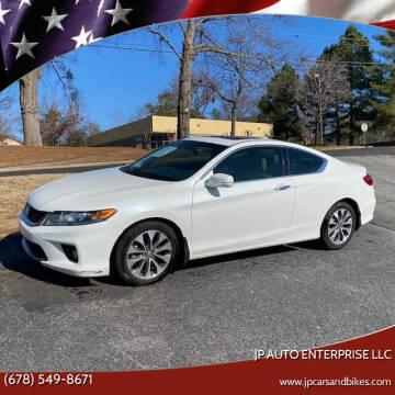 2013 Honda Accord for sale at JP Auto Enterprise LLC in Duluth GA