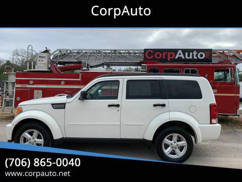 2008 Dodge Nitro for sale at CorpAuto in Cleveland GA