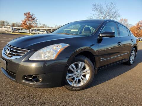 2010 Nissan Altima Hybrid for sale at Premium Auto Outlet Inc in Sewell NJ