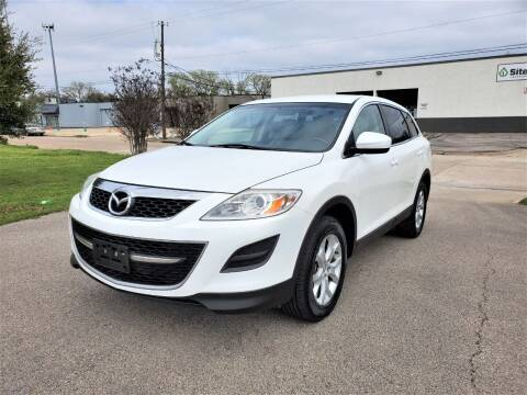 2012 Mazda CX-9 for sale at Image Auto Sales in Dallas TX