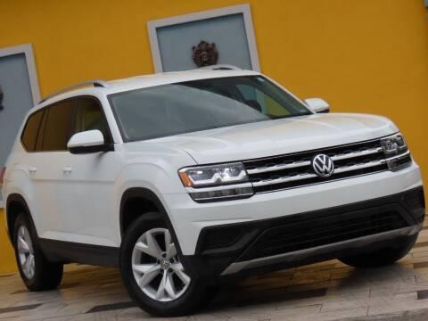 2018 Volkswagen Atlas for sale at Paradise Motor Sports LLC in Lexington KY