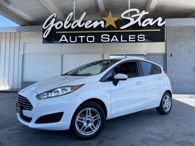 2017 Ford Fiesta for sale at Golden Star Auto Sales in Sacramento CA