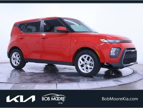 2020 Kia Soul for sale at Bob Moore Kia in Oklahoma City OK