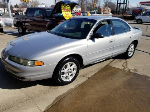 2000 Oldsmobile Intrigue for sale at Madison Motor Sales in Madison Heights MI