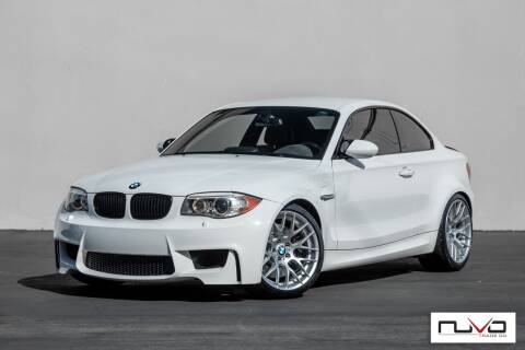 2011 BMW 1 Series for sale at Nuvo Trade in Newport Beach CA
