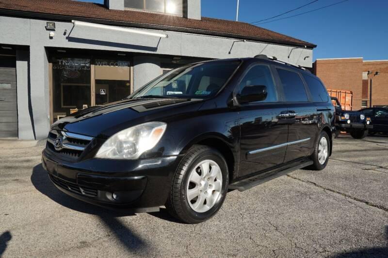 2008 Hyundai Entourage for sale at PA Motorcars in Conshohocken PA