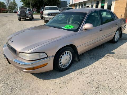 1998 Buick Park Avenue for sale at GREENFIELD AUTO SALES in Greenfield IA