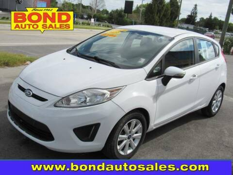 2013 Ford Fiesta for sale at Bond Auto Sales in St Petersburg FL