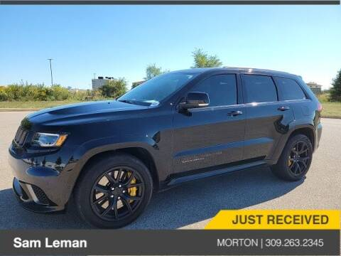 2020 Jeep Grand Cherokee for sale at Sam Leman CDJRF Morton in Morton IL