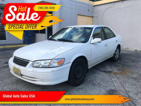 2001 Toyota Camry for sale at Global Auto Sales USA in Miami FL