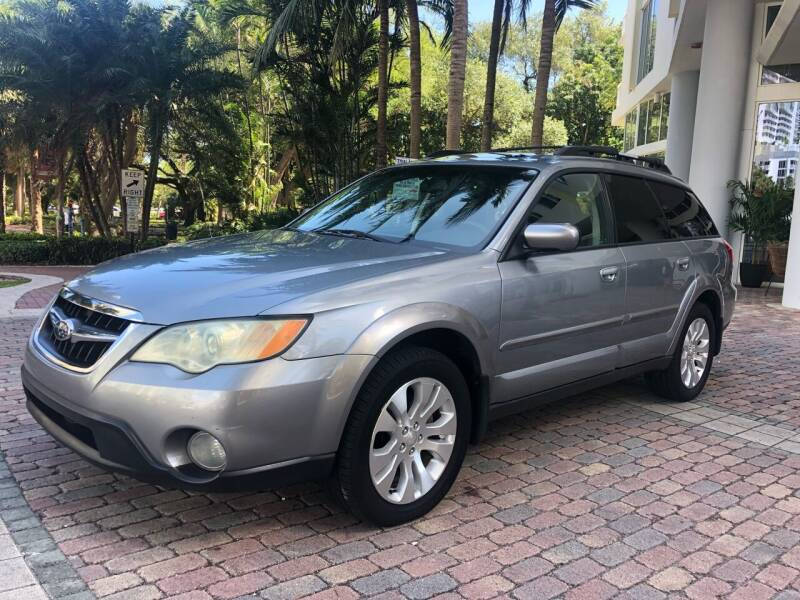 2009 Subaru Outback for sale at Florida Cool Cars in Fort Lauderdale FL