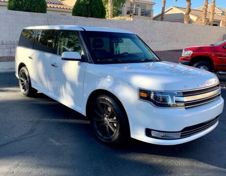 2019 Ford Flex for sale at GEM Motorcars in Henderson NV