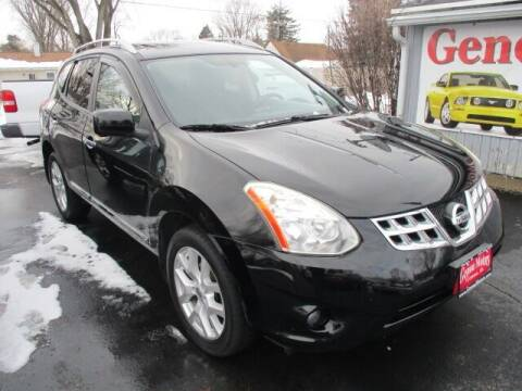 2013 Nissan Rogue for sale at GENOA MOTORS INC in Genoa IL