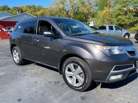 2010 Acura MDX for sale at GMG AUTO SALES in Scranton PA