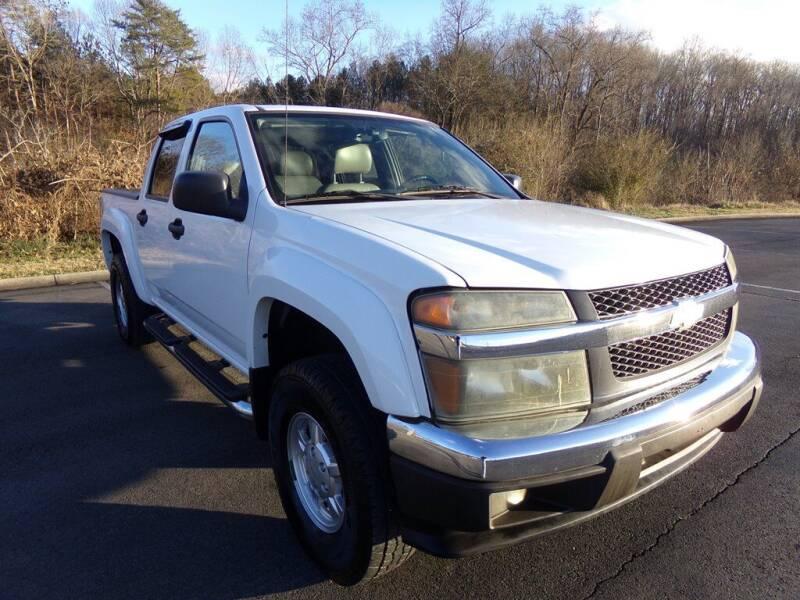 2005 Chevrolet Colorado for sale at J & D Auto Sales in Dalton GA