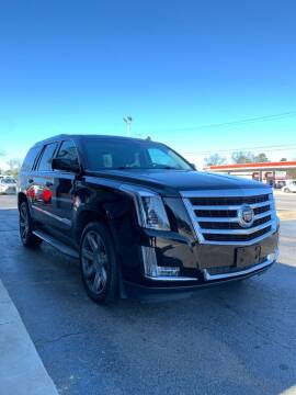 2015 Cadillac Escalade for sale at City to City Auto Sales in Richmond VA