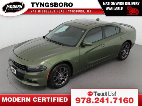 2018 Dodge Charger for sale at Modern Auto Sales in Tyngsboro MA