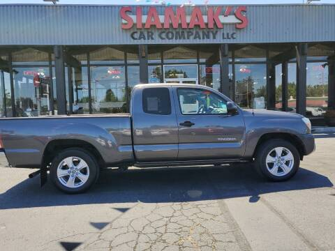 2012 Toyota Tacoma for sale at Siamak's Car Company llc in Salem OR