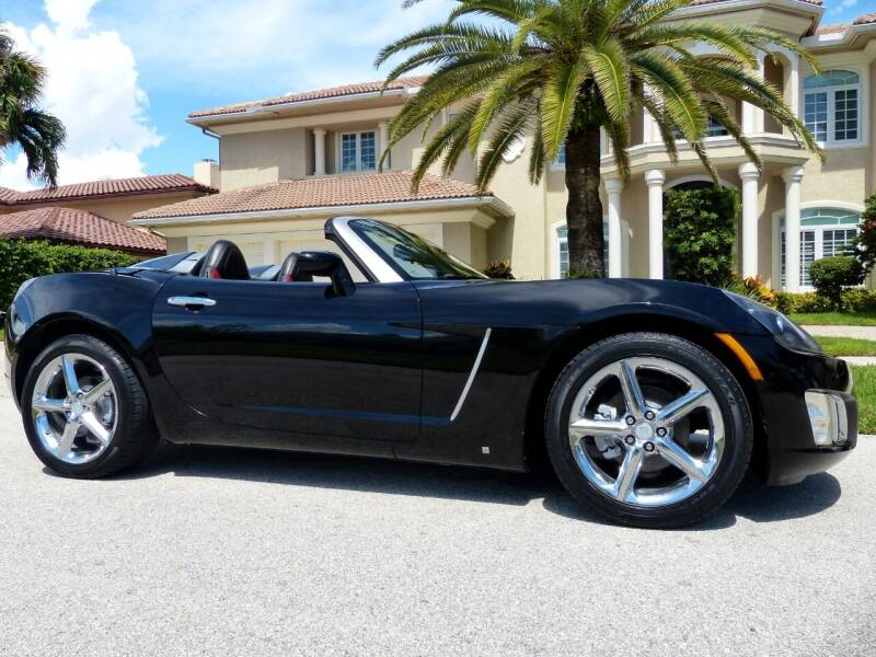2008 Saturn SKY for sale at Lifetime Automotive Group in Pompano Beach FL