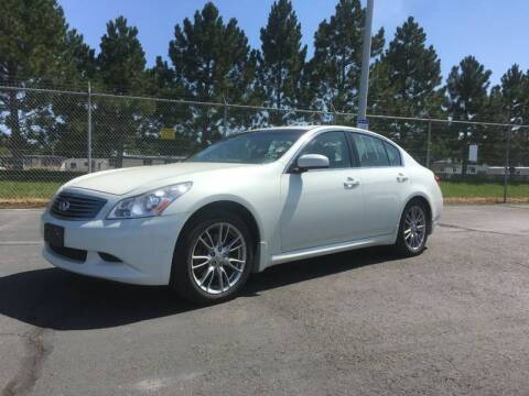 2008 Infiniti G35 for sale at KHAN'S AUTO LLC in Worland WY