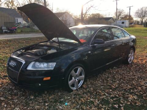 2008 Audi A6 for sale at Antique Motors in Plymouth IN