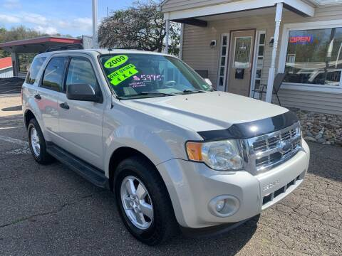 2009 Ford Escape for sale at G & G Auto Sales in Steubenville OH