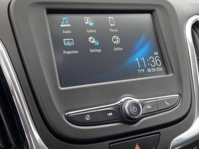 2018 Chevrolet Equinox 4x4 LT 4dr SUV w/1LT - Saint Louis MI