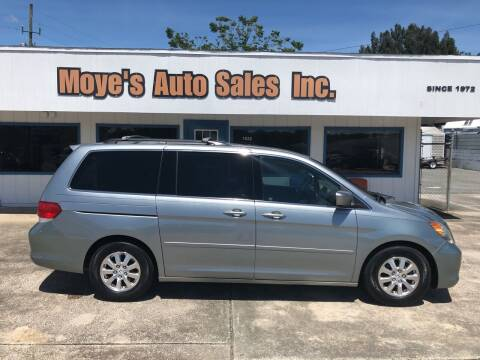2009 Honda Odyssey for sale at Moye's Auto Sales Inc. in Leesburg FL