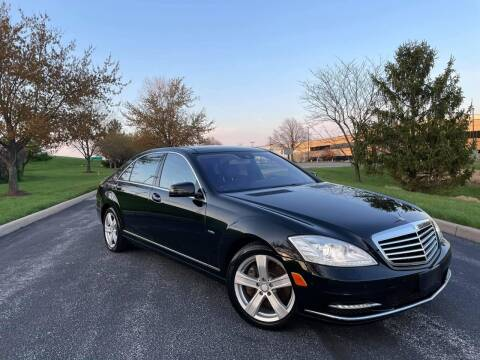 2012 Mercedes-Benz S-Class for sale at Q and A Motors in Saint Louis MO