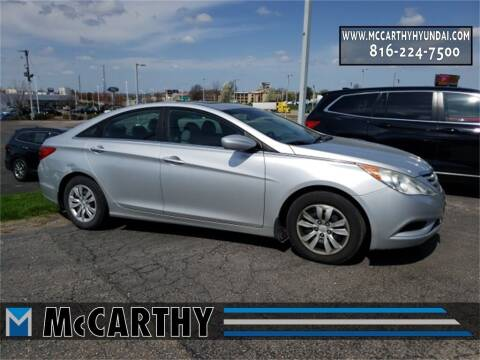 2011 Hyundai Sonata for sale at Mr. KC Cars - McCarthy Hyundai in Blue Springs MO