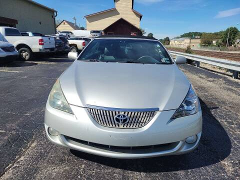 2006 Toyota Camry Solara for sale at Discovery Auto Sales in New Lenox IL